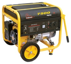 king kong series CE approved 6kw gasoline generator (WH7500-K)