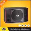 3-way tudo em um alto-falante amplificador karaoke falante rcf mb12