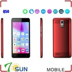 5.0 INCH Q30 Smartphone IPS Android 4.4 MTK6582 QuadCore GPS celulares android