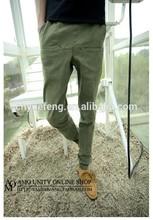 men wide-leg casual trousers professional manufacturer MLS082
