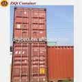 انخفاض سعر 40ft حاويات البضائع المستعملة للبيع