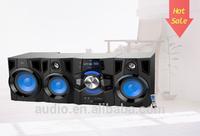 2.1 channel home theater karaoke speaker system
