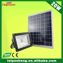 2w 5w 10w 20w solar light led flood solar light warm white cool solar panel