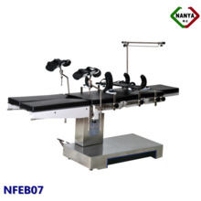 NFEB07 Parturition or Obsteric Labor and Delivery Bed, Clinics Apparatus Operating Room Table
