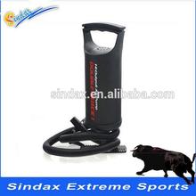 Mini Portable Basketball Football Soccer Ball Hand Air Pump High Pressure Tire Inflator