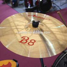 """practice drum cymbal,B8 16"""" crash CYMBAL"""