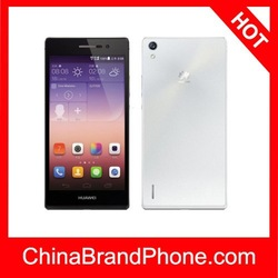 China supplier Huawei Ascend P7 16GB, 5.0 inch 4G phone Android 4.4.2 Smart Phone, Hisilicon Kirin 910T Quad Core 1.8GHz,