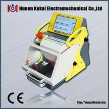 2014 Newest SEC-E9 Fully Automatic Automobile and Household Key Cutting Machine Best Locksmith Supplies