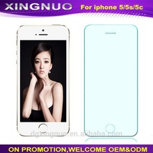 Wholesale price Original Clear for iphone 5 screen protector tempered glass