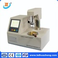 HZBS-3 Automatically Flash point value Petroleum products analyzer