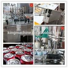Automatic Soda Canning Machine / line