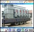 Multi- función de tratamiento de agua de la máquina, integrado de flotación por aire y dispositivo de filtración
