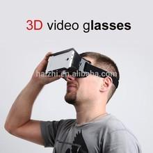 Mobile phone Universal 3D Glasses ColorCross Google Virtual Reality 3D Video Glasses