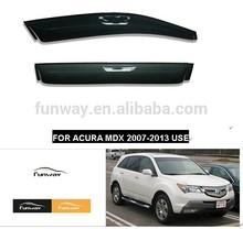 CAR DOOR VISOR RAIN DEFLECTOR WINDOW VISOR DEFLECTOR FOR Acura MDX II 2007-2013 USE