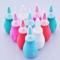 100% de grado de alimentos libres de bpa bebé de silicona de vacío aspirador nasal