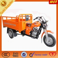 Three wheel motorcycle with open cargo foe new model on sale