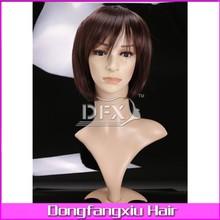 wholesale expressions synthetic kanekalon hair/cheap synthetic braiding hair wig/ombre kanekalon synthetic hair wig( 6275ax-2-33