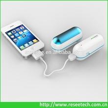 Battery powered portable heater hand warmer