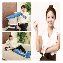 Pressotherapy leg massager