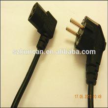 switch+iec,fabric electrical cord iec,male plug female socket