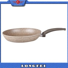Yiwu Health certification non-stick frying pan with ceramic coating