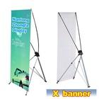 X banner, cheap X banner stand
