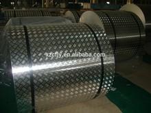 1050 diamond finished aluminium checker coil price