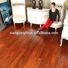 Treffert UV Coating Antique Asian Teak Hardwood Flooring