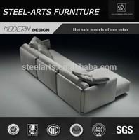OEM/ODM Latest Fashion Design Luxury goose down sofa
