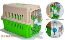Plastic Wholesale Dog Cages/Crates Lighting Cage For Puppy/Animal