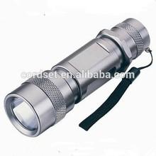 3 watt High quality led flashlight