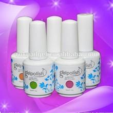 wholesale factory professional uv gel RNK high brand professional uv gel nails kit