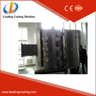 Curtain wall glass coating machine