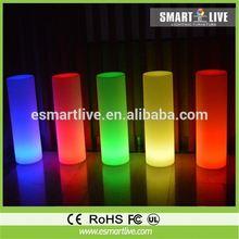 led cylinder lamp/ led lighting pillars