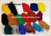 Powder coating paint raw material powder coating shopping car