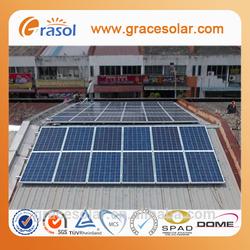 aluminum roof mounting solar rail, hooks for roof, solar panel mounts