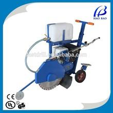 HXR450H petrol engine cutting machine concrete/asphalt road cutter floor saw