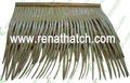 Plástico de las hojas de palma, artificial hojas de palma, artificial hojas de palma, coco hojas de los árboles
