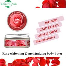Rose Whitening Body Lotion/Snow Moisturizing Body Butter
