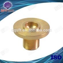 Chongqing ODM Service Machining Mechanical Brass Components