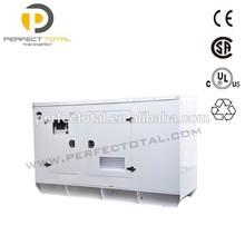 90kw/110kva low rpm silent diesel generator