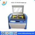 Hzjq- 1 portátil de aislamiento del transformador de aceite dieléctrico fuerza probador para la prueba de aceite del transformador de voltaje desglose bdv kit de prueba