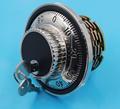 Seguro 989-4 combinación de la caja de la cerradura con llave