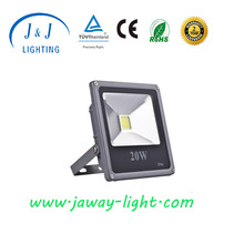 low prices and good quality tuv ce rohs slim 20w led flood light