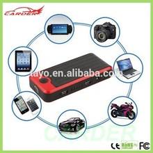 Emergency mini multifunction jump starter,pocket power battery jump start cars