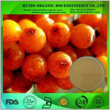 Organic seabuckthorn juice powder / dried seabuckthorn berries / seabuckthorn extract