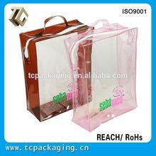 tc14055 plastiktüte kosmetiktasche pvc