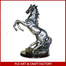 Trophy Home decoration resin horse
