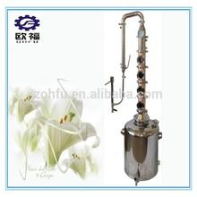 stainless steel alcohol distillation equipment alcohol distiller sale