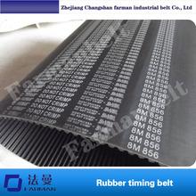 rubber synchronous belt,timing belt type: 8M Brand: Farman